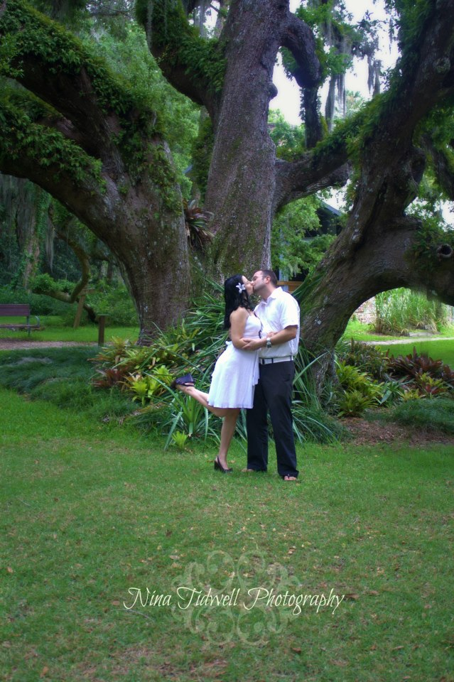 Sugar Mill Botanical Gardens – Portrait Photography