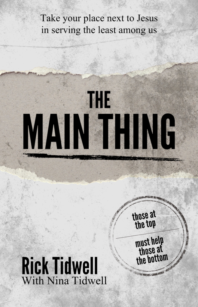 The Main Thing book cover