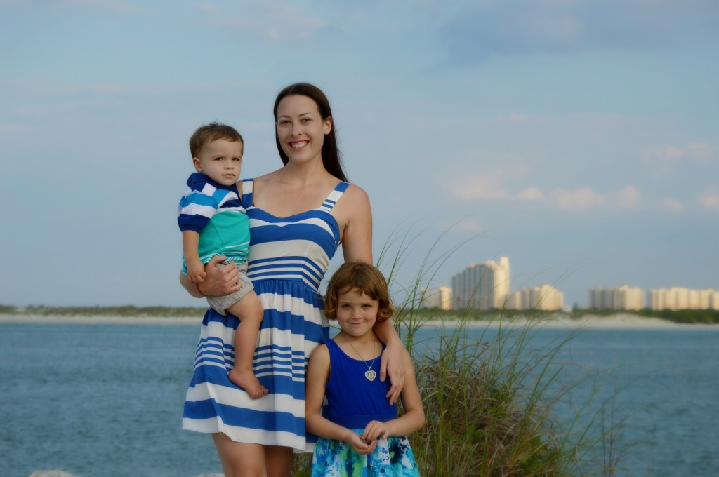 Florida Family Beach Portraits Ponce Inlet