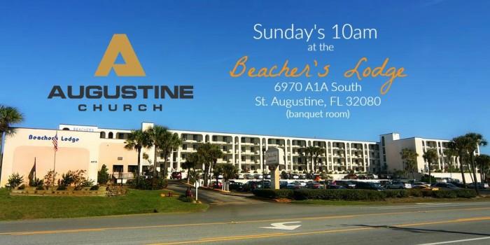 Augustine Church – St. Augustine, Florida