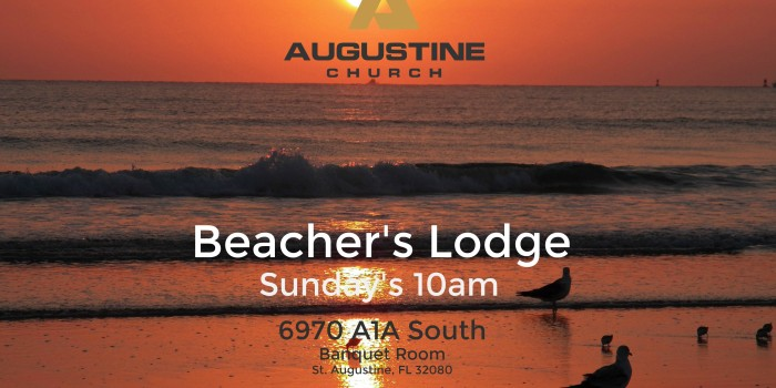 Easter at Augustine Church – St. Augustine Florida