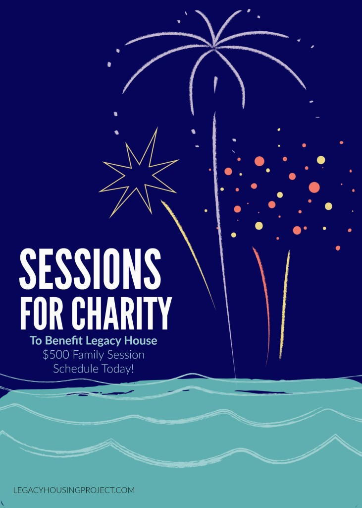 Sessions for Charity Legacy Housing Project