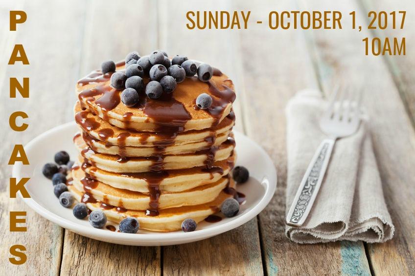 Pancakes Church 2