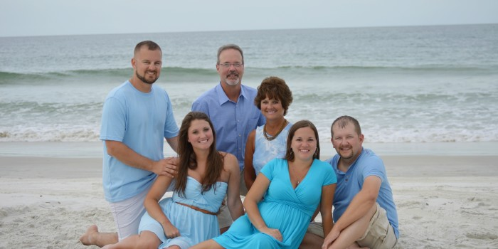 Florida Family Beach Sessions – Ponce Inlet