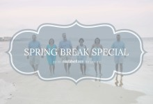 Spring Break Special – Nina Tidwell Photography