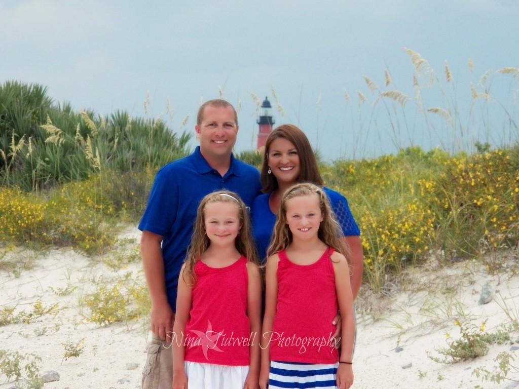 Nina Tidwell Photography Family Beach Portraits Ponce Inlet Florida