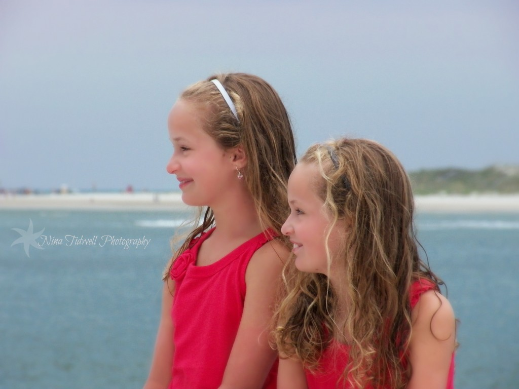 Family Beach Photography, Ponce Inlet Jetty, Nina Tidwell Photography