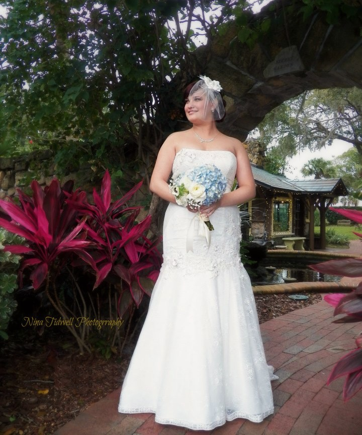 Tavern and Chapel in the Garden Port Orange Florida  Nina Tidwell Photography