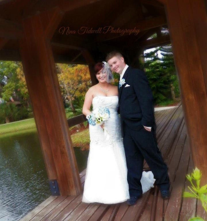 Weddings Tavern and Chapel in the Garden Port Orange Nina Tidwell Photography